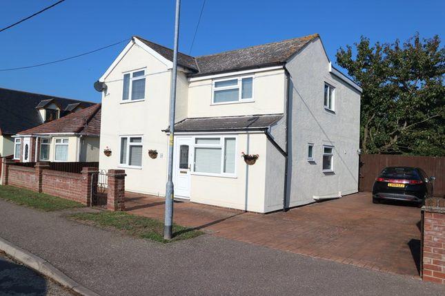 Thumbnail Detached house for sale in Lodge Road, Little Oakley, Harwich