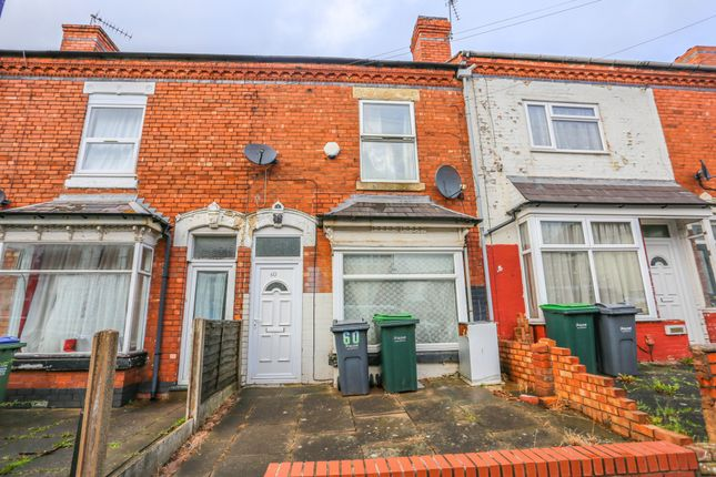 Thumbnail Terraced house for sale in Three Shires Oak Road, Smethwick