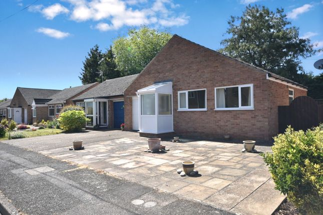 Thumbnail Detached bungalow for sale in Oak Tree Close, Desborough, Kettering
