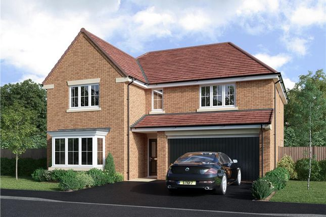"""5 bed detached house for sale in """"The Thetford"""" at Flatts Lane, Normanby, Middlesbrough TS6"""