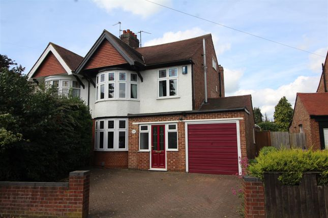 Thumbnail Semi-detached house to rent in Dogsthorpe Road, Peterborough
