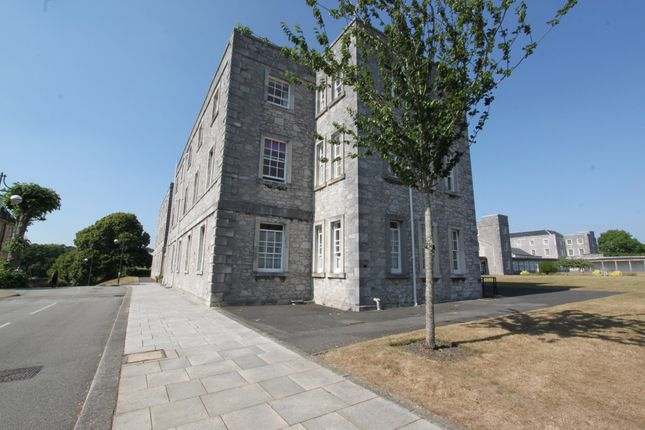 Thumbnail Flat to rent in Hornby Court, 7 Craigie Drive, The Millfields, Plymouth