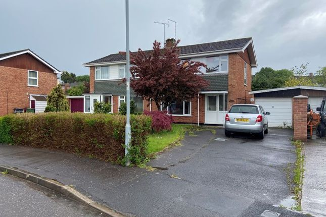 Thumbnail Semi-detached house to rent in Blackbrook Road, Taunton