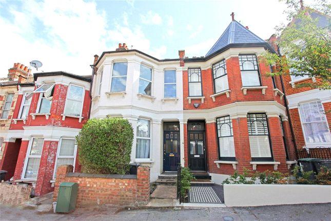 Exterior of Mattison Road, London N4