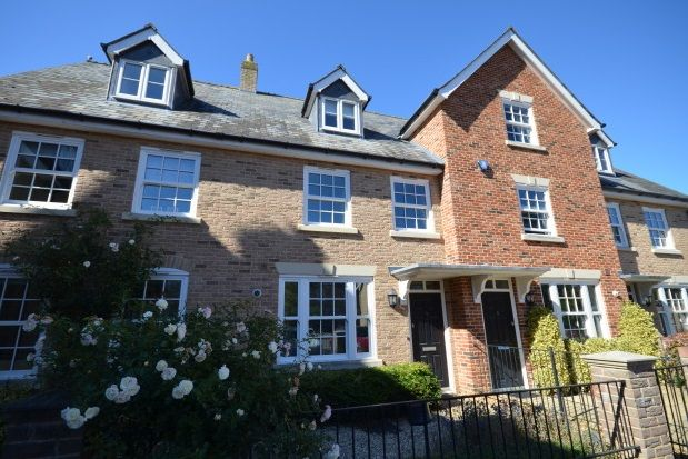 Thumbnail Terraced house to rent in Little London Gardens, Ely