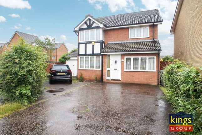Thumbnail Detached house for sale in Peregrine Road, Waltham Abbey
