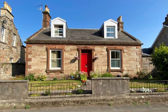 Thumbnail Detached house for sale in Bruce Crescent, Ayr