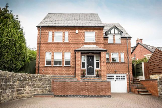 Detached house for sale in High View, King Street, Duffield Village