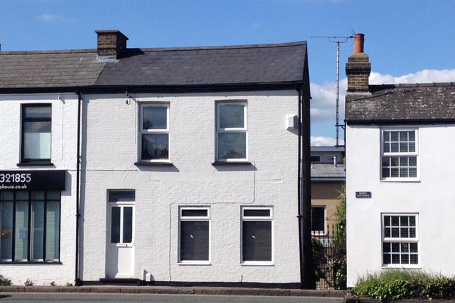 Thumbnail Terraced house to rent in Evening Court, Newmarket Road, Cambridge