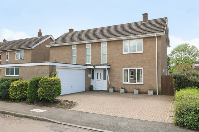 Detached house for sale in School Lane, Toft, Cambridge