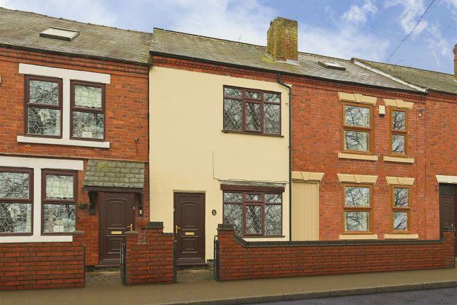 Thumbnail Terraced house to rent in Walker Street, Eastwood, Nottinghamshire