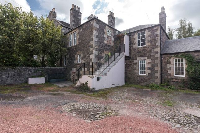 Thumbnail Flat for sale in Galashiels Road, Stow