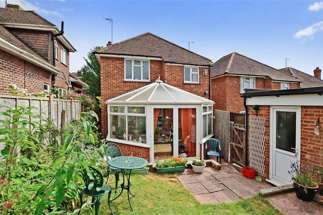 Thumbnail Detached house for sale in Ladies Mile Road, Brighton, Patcham, East Sussex