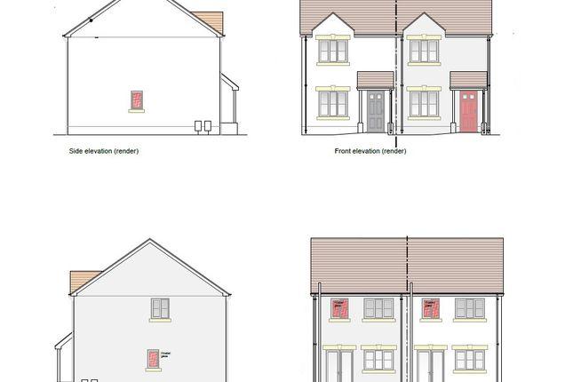 Thumbnail Semi-detached house for sale in Meadow Gardens, Carmarthen Road, Kilgetty