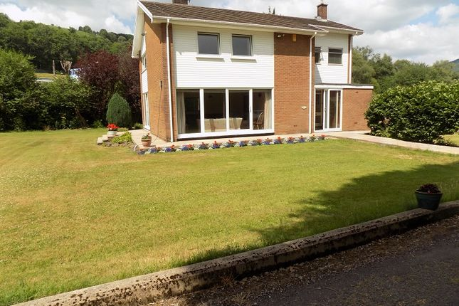 Thumbnail Detached house for sale in Pengelli Nurseries, Treorchy, Rhondda, Cynon, Taff.