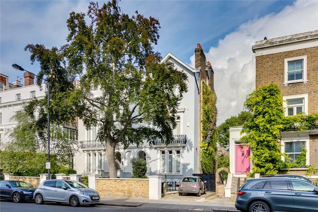 Thumbnail Semi-detached house for sale in Kensington Park Road, London