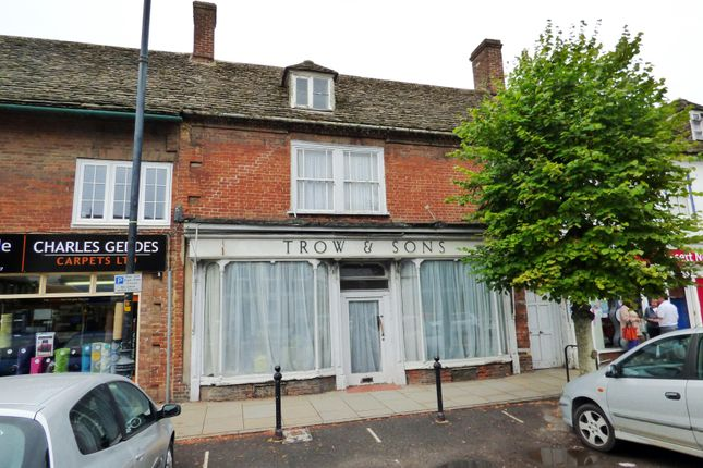Thumbnail Terraced house for sale in 35 High Street, Royal Wootton Bassett, Swindon, Wiltshire