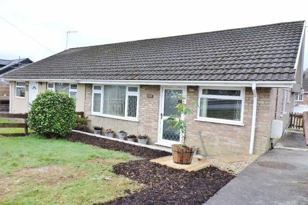 Thumbnail Bungalow to rent in Delffordd, Rhos, Pontardawe, Swansea