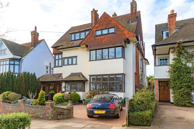 Thumbnail Detached house for sale in Chadwick Road, Westcliff-On-Sea, Essex