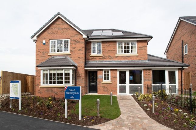 Thumbnail Detached house for sale in Moss Lane, Whittle-Le-Woods, Chorley