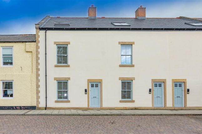 Thumbnail Town house for sale in Bluebell Court, Lanchester, Durham