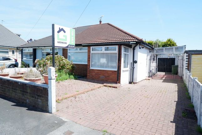 Thumbnail Semi-detached bungalow for sale in Beech Avenue, Melling, Liverpool