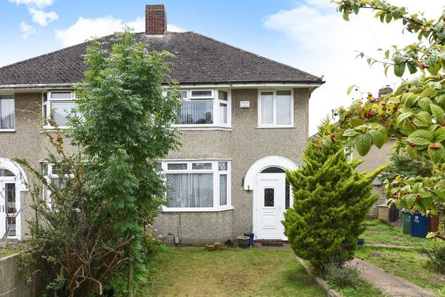 3 bed semi-detached house to rent in Fair View, Headington