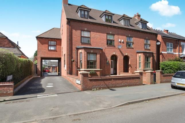 4 bedroom semi-detached house for sale in Victoria Way, Coventry Road, Coleshill, Birmingham