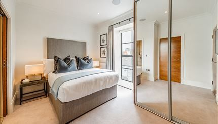 Thumbnail Terraced house to rent in Palace Wharf, Rainville Road, London