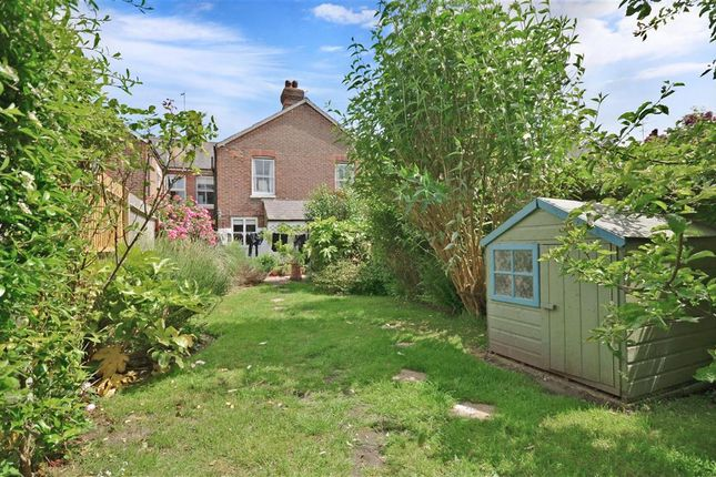 Thumbnail Terraced house for sale in London Road, Pulborough, West Sussex