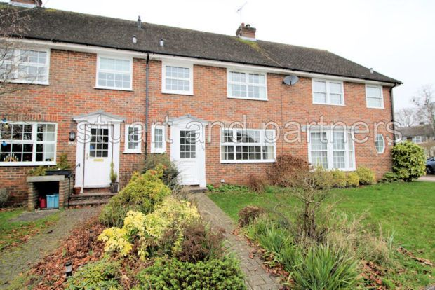 Thumbnail Terraced house to rent in The Welkin, Lindfield