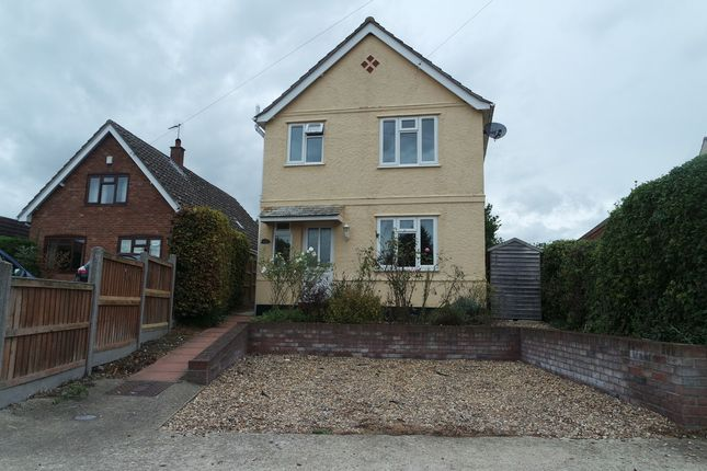 Thumbnail Detached house to rent in Kings Dam, Gillingham, Beccles
