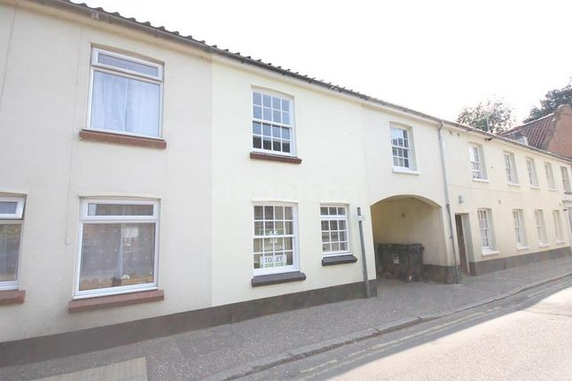 Thumbnail Property to rent in Hall Lane, North Walsham