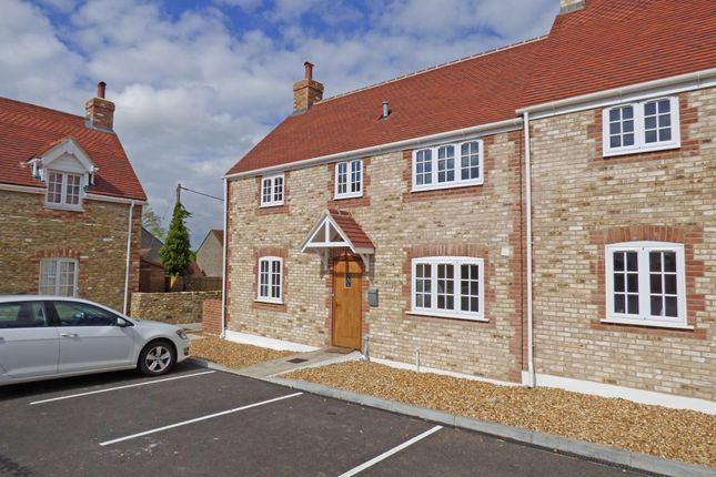 Thumbnail End terrace house for sale in Kington View, Templecombe