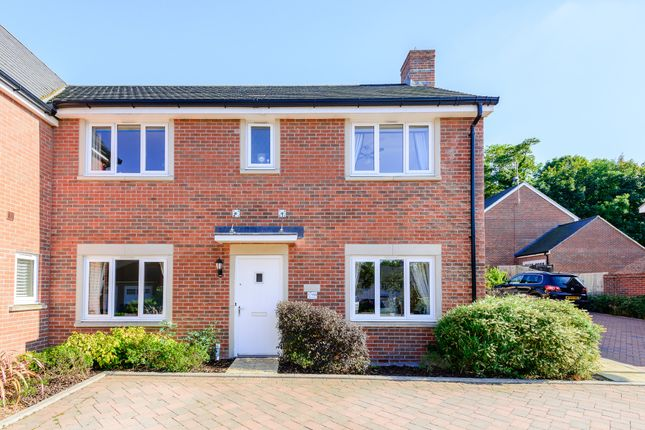Thumbnail Semi-detached house for sale in Diamond Way, Blandford Forum