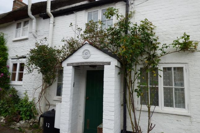 Thumbnail Terraced house to rent in Acreman Street, Cerne Abbas, Dorchester, Dorset