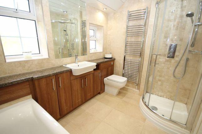Bathroom of Heap Brow, Heap Bridge, Bury BL9