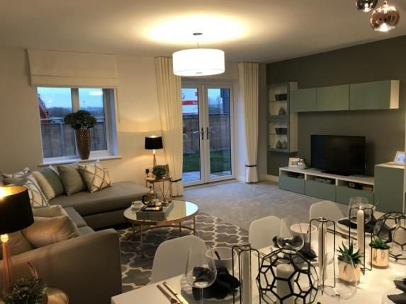 Thumbnail Flat for sale in High Street, Newport Pagnell