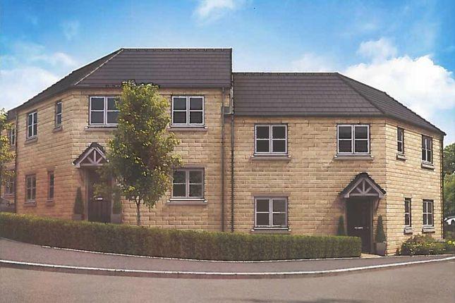 Thumbnail Semi-detached house for sale in Off Waingate, Linthwaite, Huddersfield