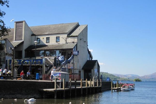 Thumbnail Restaurant/cafe to let in Lake View, Glebe Road, Bowness-On-Windermere, Windermere LA23,