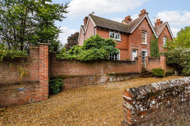 Thumbnail End terrace house for sale in Northchapel, Petworth