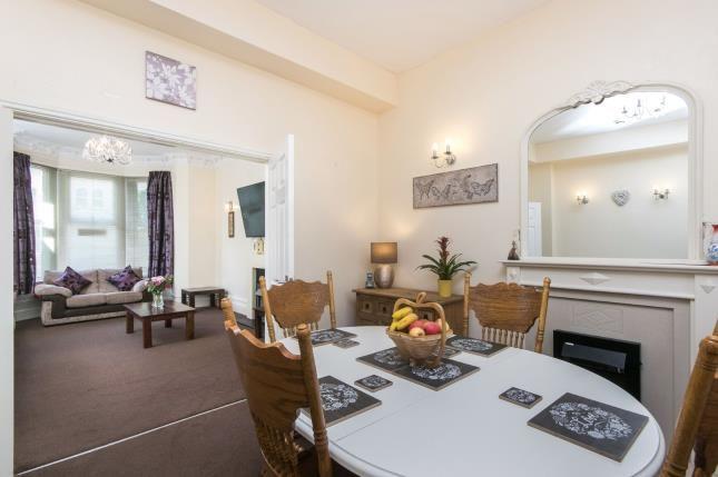 Dining Room of Arvon Avenue, Llandudno, Conwy, North Wales LL30