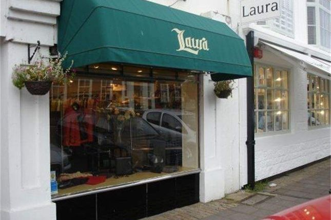 Thumbnail Retail premises for sale in 57 High Street, Amersham