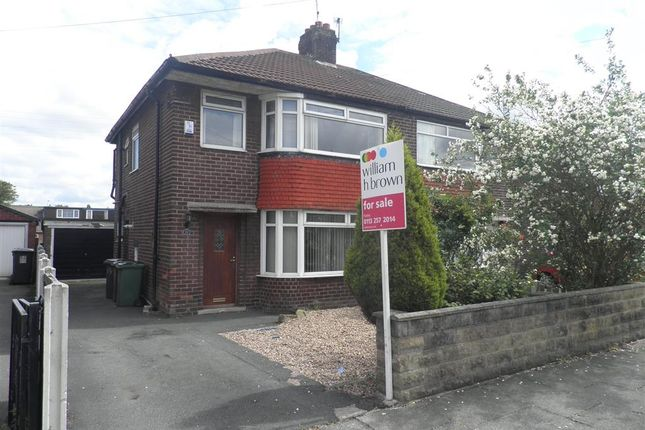 Thumbnail Semi-detached house for sale in Chatsworth Road, Pudsey