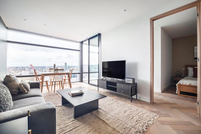 Thumbnail Flat to rent in Principal Place, Shoreditch, London