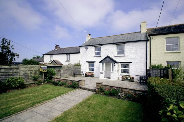 Thumbnail Cottage for sale in The Row, Veryan Green, Truro