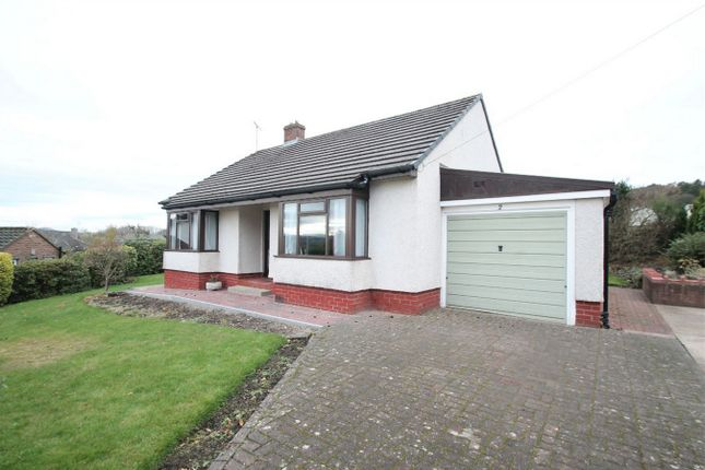 Thumbnail Detached bungalow for sale in 2 Horsley Terrace, Penrith, Cumbria