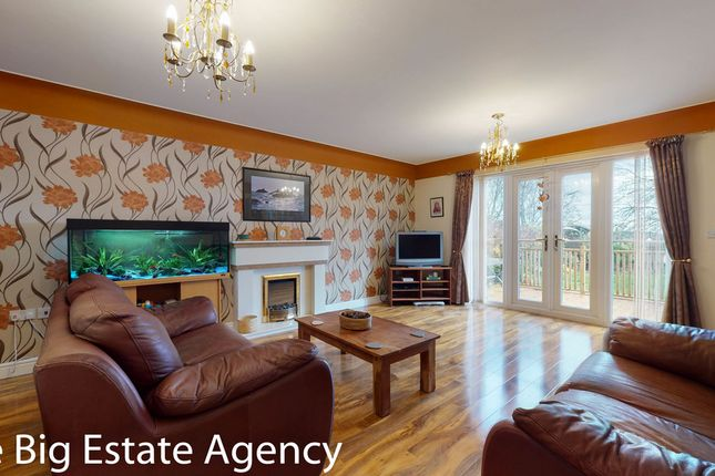 Thumbnail Detached house for sale in Pen Y Coed Road, Buckley