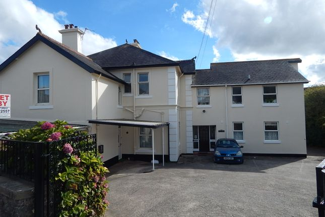 Thumbnail Block of flats for sale in Lummaton Cross, Torquay