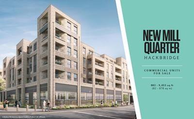 Thumbnail Retail premises to let in New Mill Quarter, Hackbridge Road, Wallington